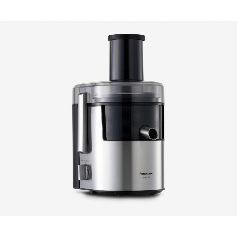 PANASONIC 3 IN 1 JUICER/BLENDER - SILVER | MJ-DJ31SL