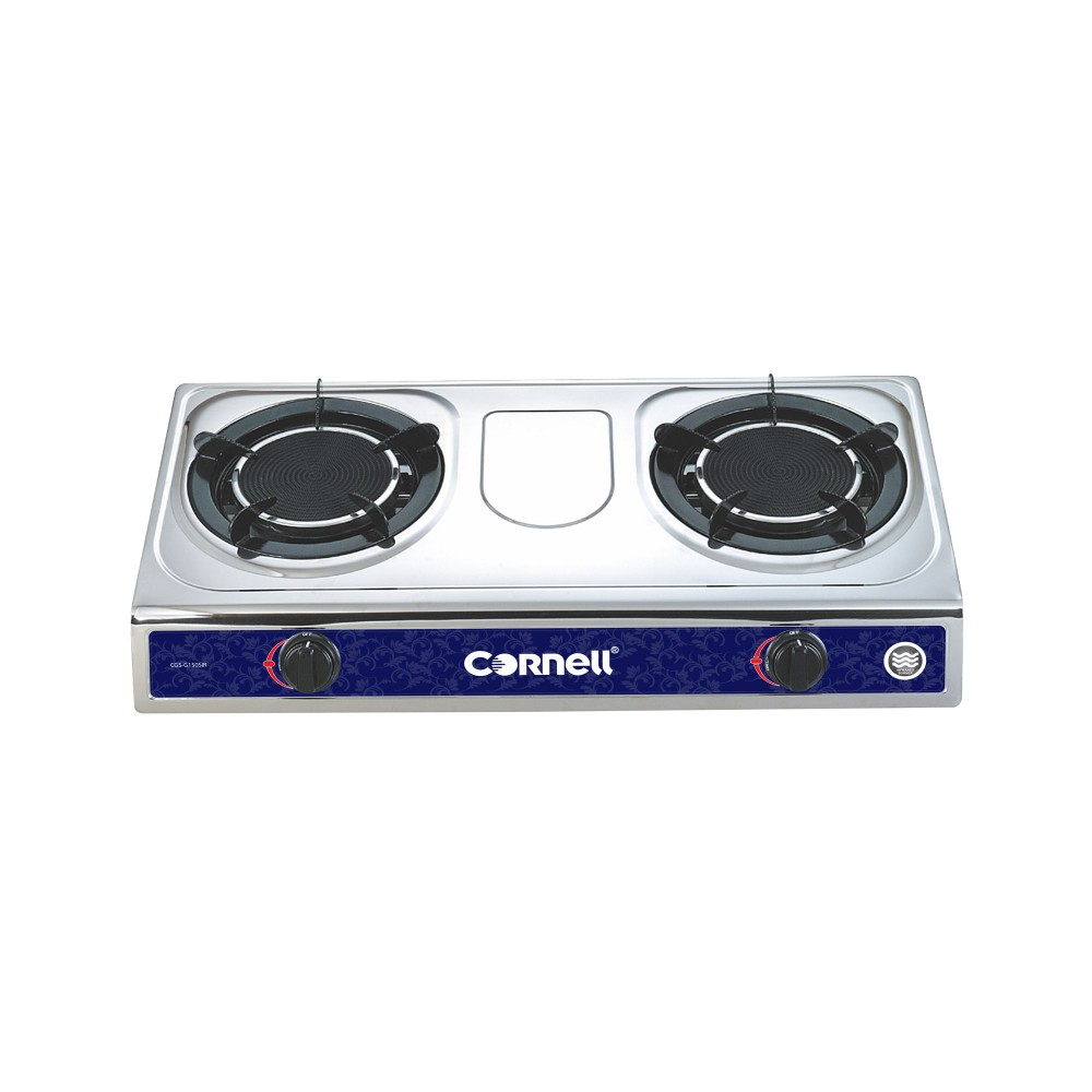 CORNELL INFRA RED 2 BURNER GAS STOVE | CGS-G150SIR